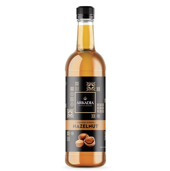 Premium Hazelnut Syrup
