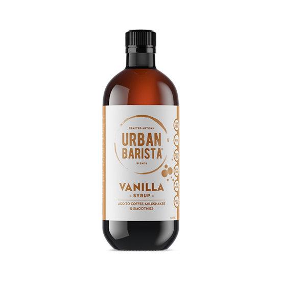 Urban Barista Vanilla Syrup
