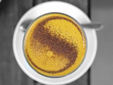 Golden Latte ( Turmeric)