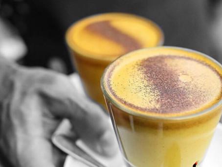 #Golden_Turmeric_Latte
