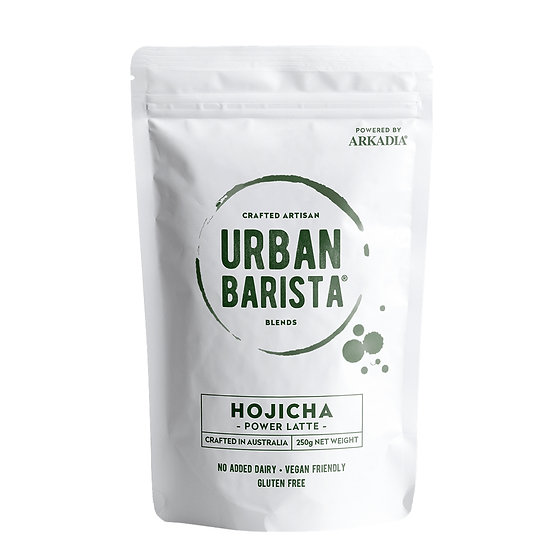 Urban Barista Hojicha Latte