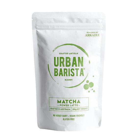 Urban Barista Matcha Latte