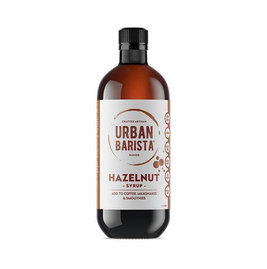 Urban Barista Hazelnut Syrup