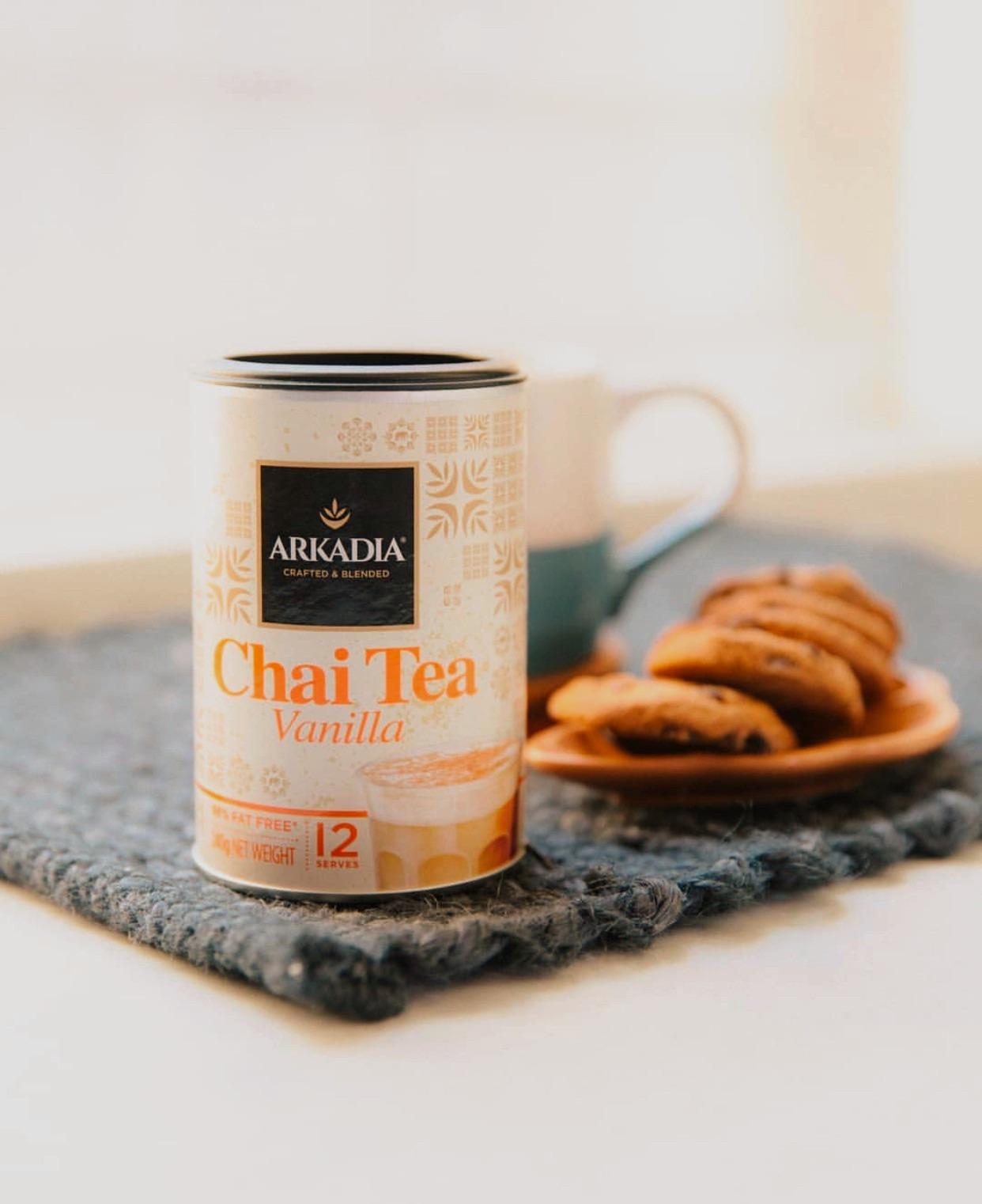 Chai Vanilla Cookies