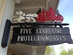 Five Star Fire Protection Svc.
