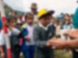 fotografía para ONG