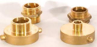 Brass Adaptors & Reducers