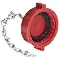 Plastic Hydrant Cap & Chain