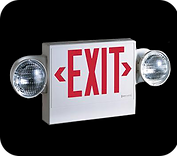 We offer Inspection, Testing, Repairs, Batteries, Bulbs & Installation of Emergency & Exit Lighting to allow for safe egress