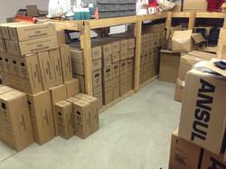 Warehouse Stock Room