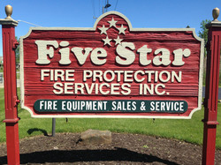 Five Star Fire Protection Svc. Inc.