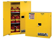 We offer various American made brands of Safety Containers