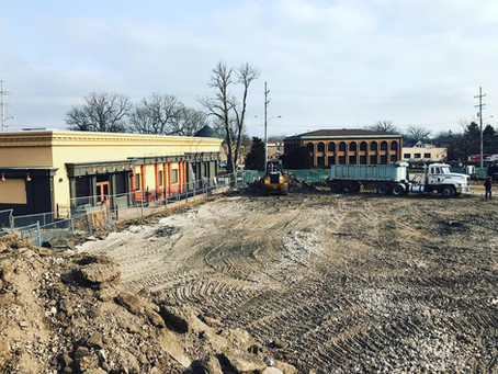 Highwood, IL Apartment Project Breaks Ground