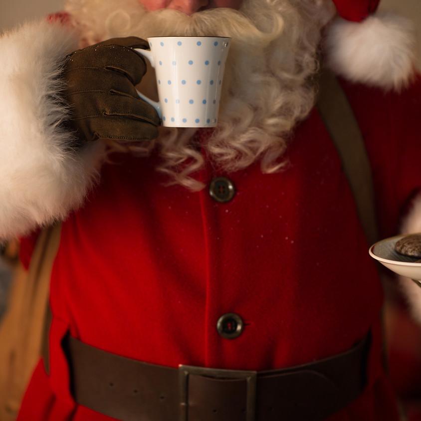 Chamblee First UMC: Breakfast with Santa