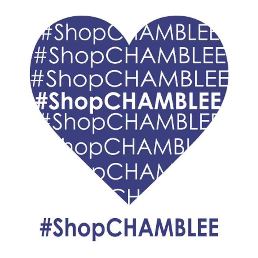 #ShopCHAMBLEE: Small Business Saturday