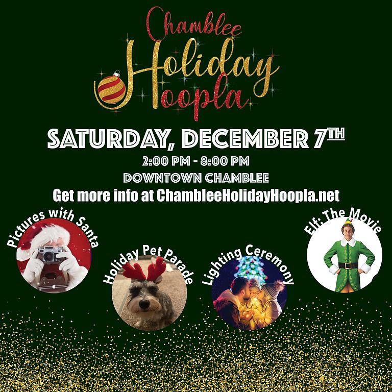 Chamblee Holiday Hoopla