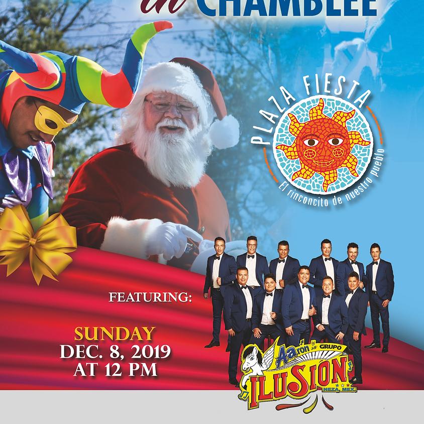 Plaza Fiesta's Holiday Parade