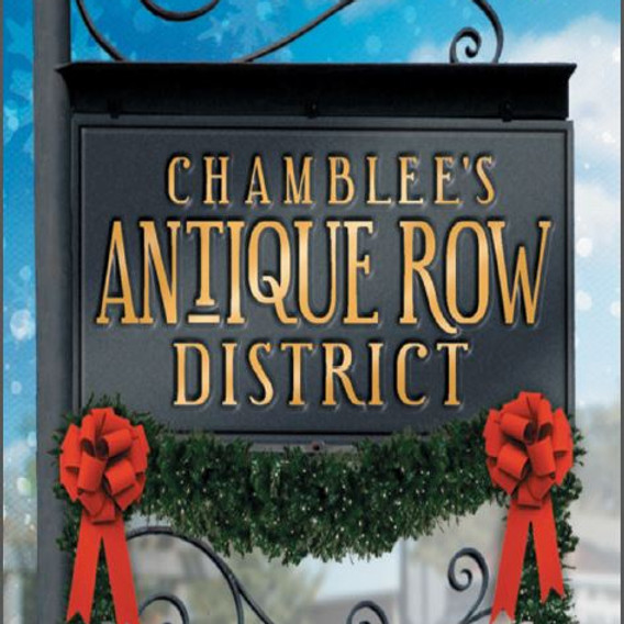 Antique Row's Holiday Open House