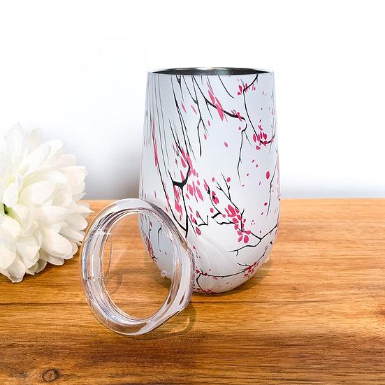 Blossom Reusable Coffee/Candle Jar