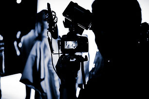 Fotograf in einem Foto-Shooting