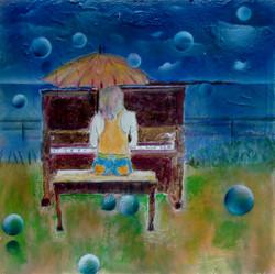 The Dream of Soft Falling Rain