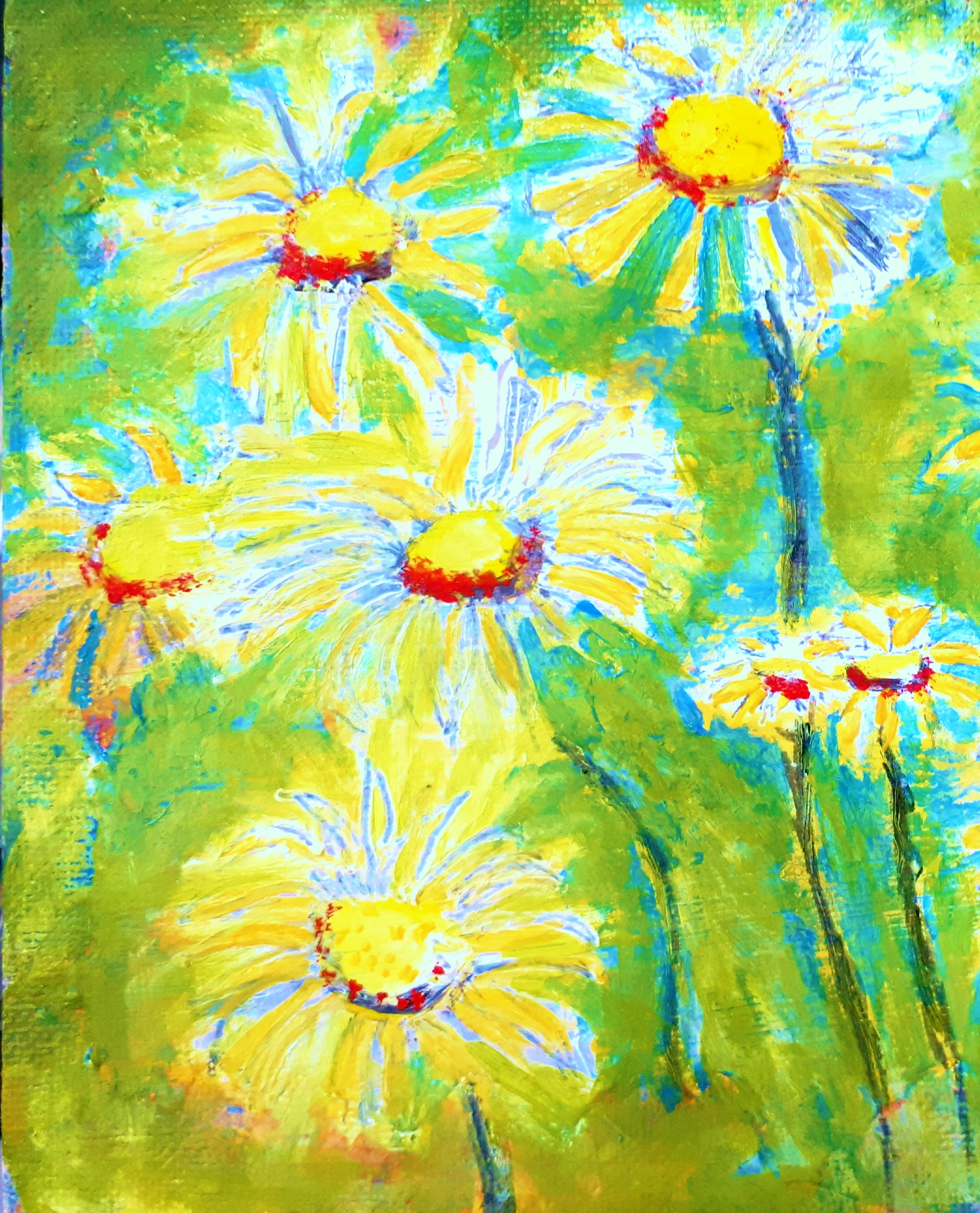 day 27 daisys
