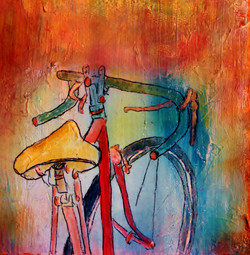 Bike in Colour