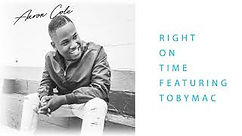 Right On TIme - Aaron Cole