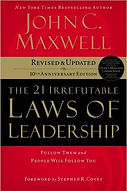 Laws of Leadership - John Maxwell