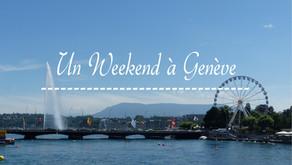Un Weekend à Genève - Suisse