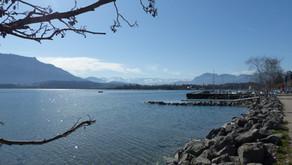 Le Lac du Bourget - Savoie