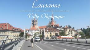 Une journée à Lausanne - Suisse
