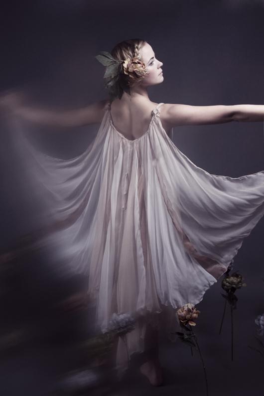Isadora Duncan Costume Design