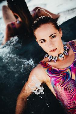 Wading in the Velvet Sea