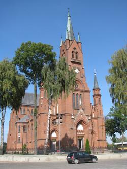 Latowicz kościół