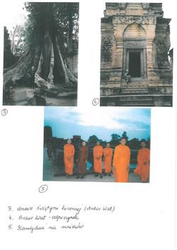 Angkor Wat i mnisi