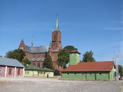 centrum Latowicza.