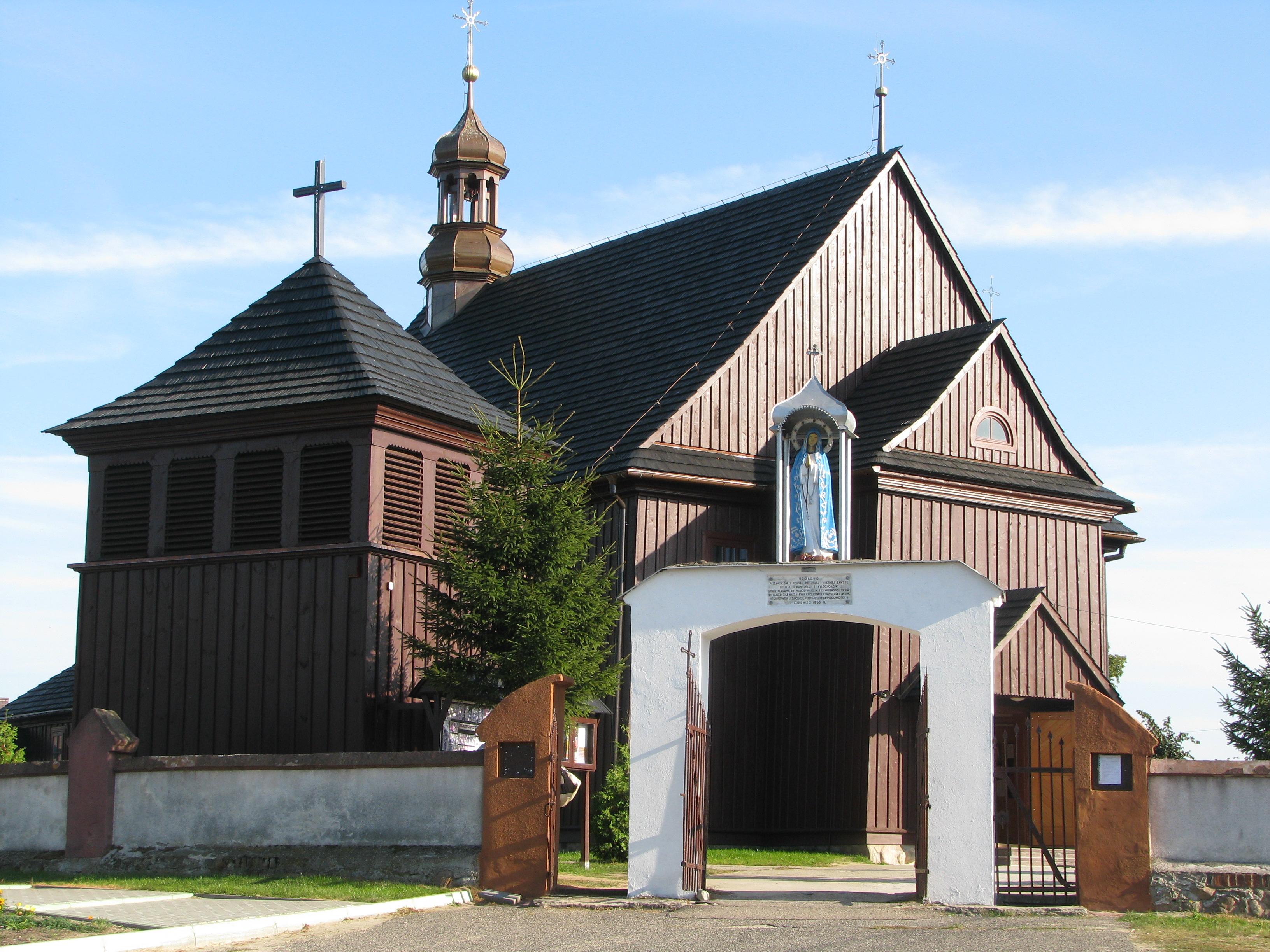 Jeruzal-kościół Wilkowyje