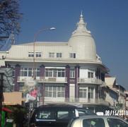 budynki w centrum