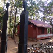 teren parku bugalowy