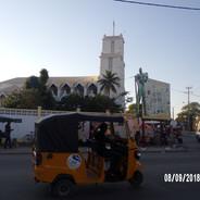 plac w centrum i katedra