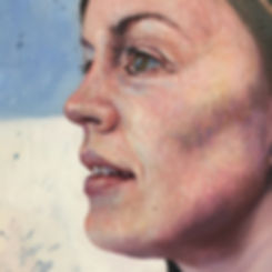 She's Hearing Voices (detail).JPG