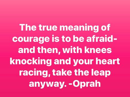 Embrace Fear