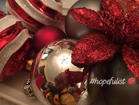 Why I am embrace Christmas early