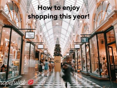 Enjoy shopping this year!