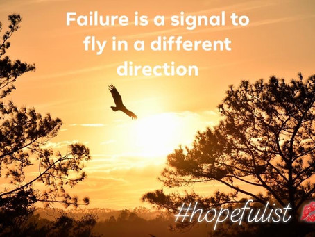 Stop Fearing Failure