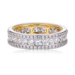 Eternity Diamond Wedding Band