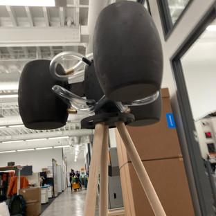 Hydroponic Planter Lamp