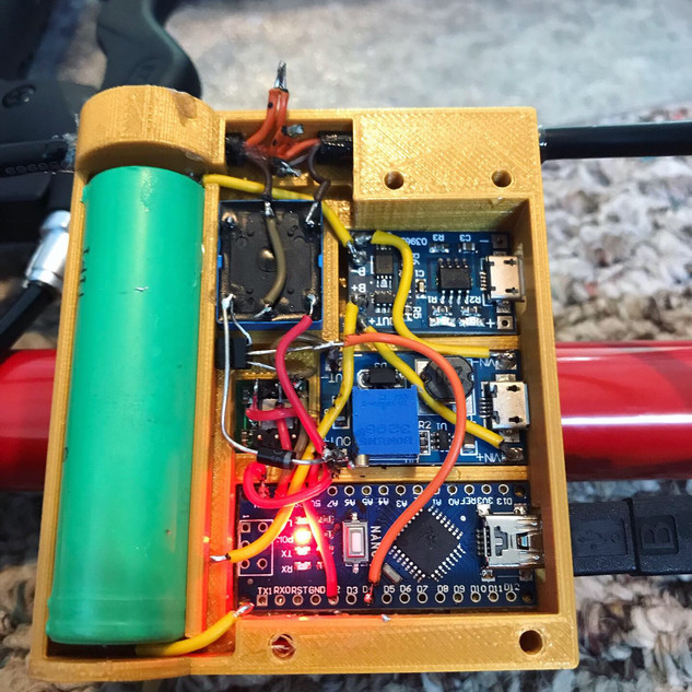Assembled Hardware