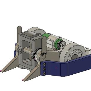 Battlebot CAD